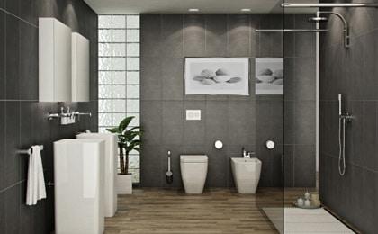 Nettoyage de printemps refaire sa salle de bain sos - Refaire salle de bain pas cher ...